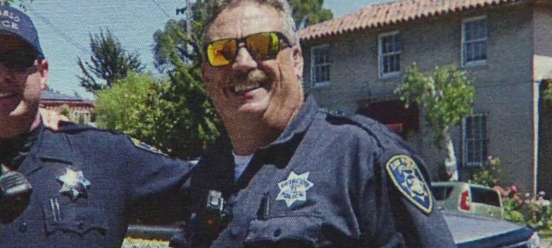 Law Enforcement Community Mourns the Loss of San Pablo PD's Ken Zink