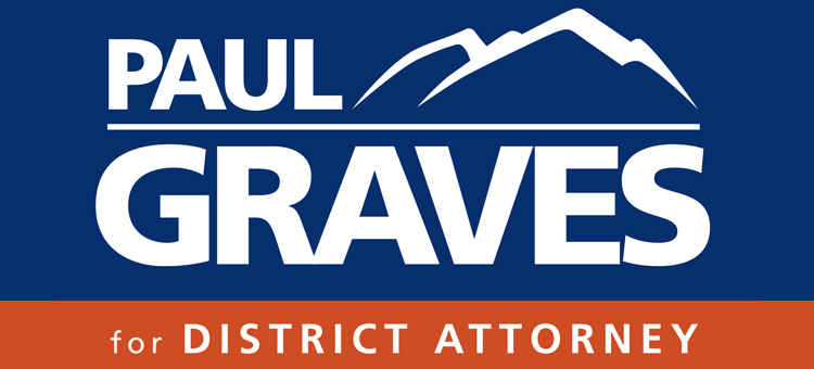 The Contra Costa County District Attorneys' Association Proudly Endorses Paul Graves for District Attorney 2018